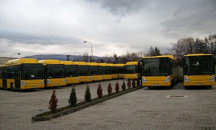 06f0e7ad3 Do mestskej hromadnej dopravy v Prievidzi pribudne 20 nových autobusov.  Ďalší